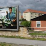 Trachenberge Anatomie Billboard