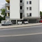 Trachenberge Anatomie Neubau