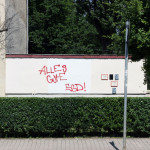 FelixLiebig Fotospaziergang Löbtau-Cotta Fußballgrüße