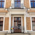 Felix-Liebig Leipzig Karl-Liebknecht-Straße Balkon