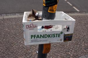 Felix-Liebig Leipzig Karl-Liebknecht-Straße Pfand