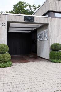 FelixLiebig Darmstadt Einfahrt